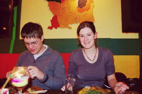 dinner with myriam